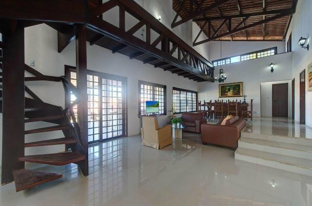 Linda mansão duplex, mobiliada, no porto das dunas - Foto 2