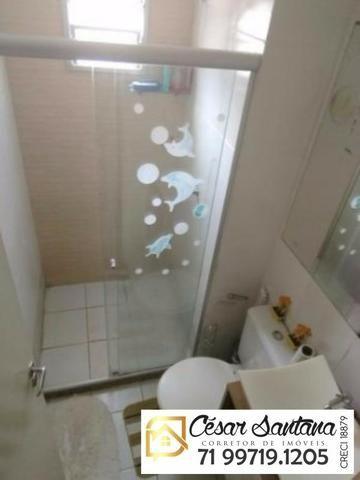 Cobertura 4/4 sendo 1 suite e terraço livre - Gran Ville das Artes - Lauro de Freiras - Foto 3