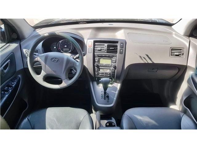 Hyundai Tucson 2.0 mpfi gls 16v 143cv 2wd flex 4p automático - Foto 3