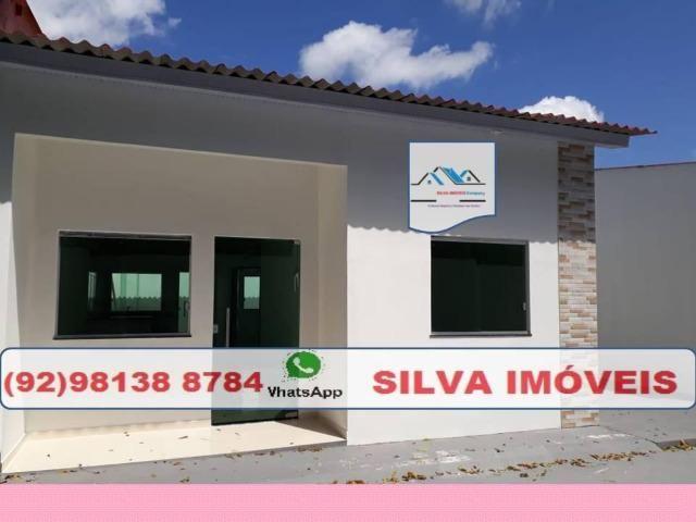 2qrts No Aleixo Cd Fechado Px A Sefaz Casa Nova Pronta Pra Morar orfft yxcfs - Foto 2