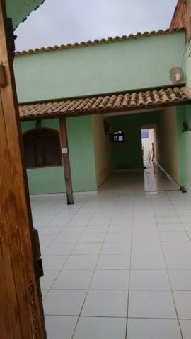 Casa de condomínio com 02 quartos,com piscina - Vista Alegre - SG - Foto 16