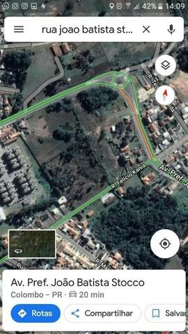 Área em Colombo - PR, no bairro São Gabriel - Ref:AR001 - Foto 2