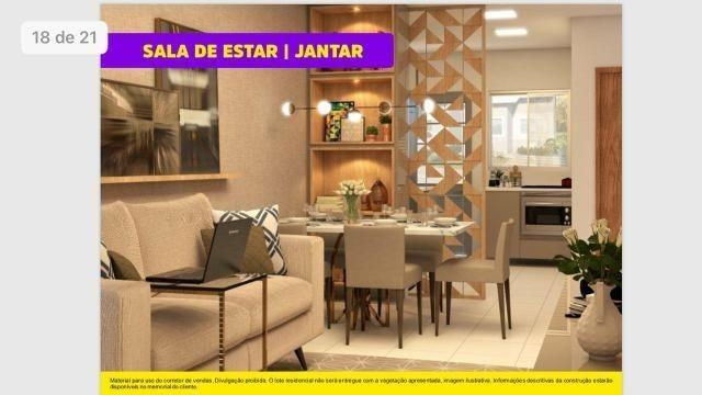 Residencial Golden Casas lindas com o preço baixo no bairro Nova Amazonas proximo Iranduba - Foto 14