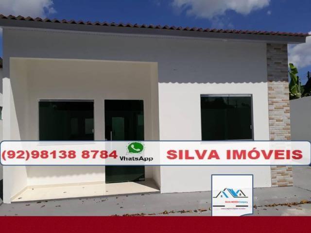 2qrts No Aleixo Cd Fechado Px A Sefaz Casa Nova Pronta Pra Morar orfft yxcfs - Foto 4