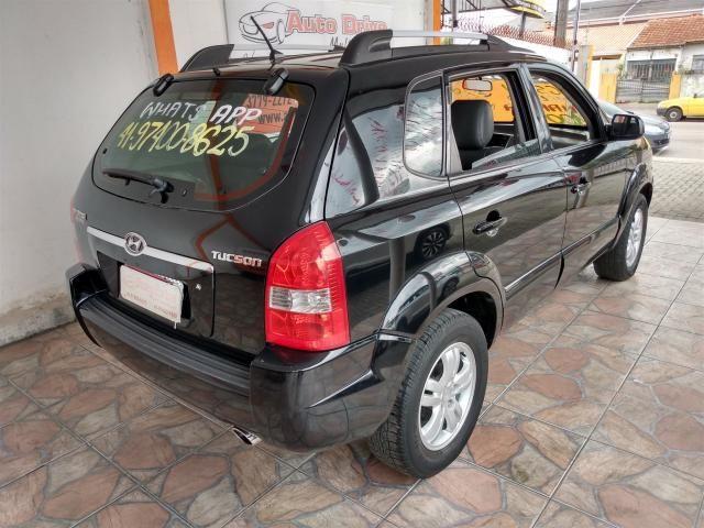 TUCSON 2008/2008 2.0 MPFI GL 16V 142CV 2WD GASOLINA 4P MANUAL - Foto 4