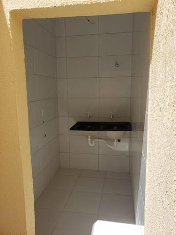 Casa 2 quartos sendo um suite - Res Santa Fe Goiânia - Foto 3