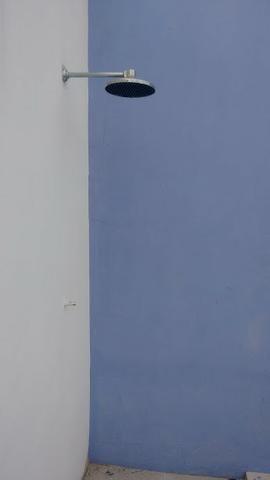 Casa de condomínio com 02 quartos,com piscina - Vista Alegre - SG - Foto 8