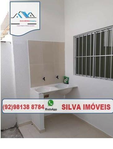 2qrts No Aleixo Cd Fechado Px A Sefaz Casa Nova Pronta Pra Morar orfft yxcfs - Foto 9