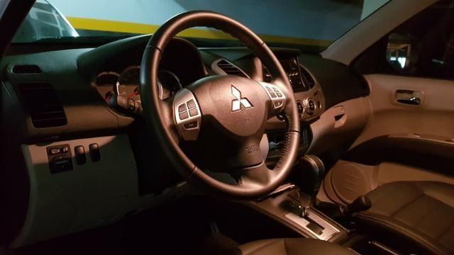 PickUp L200 Triton 2018 4x4 Diesel Aut completa de tudo - Foto 7