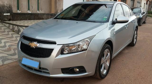 Cruze Sedan LT 2012 Prata