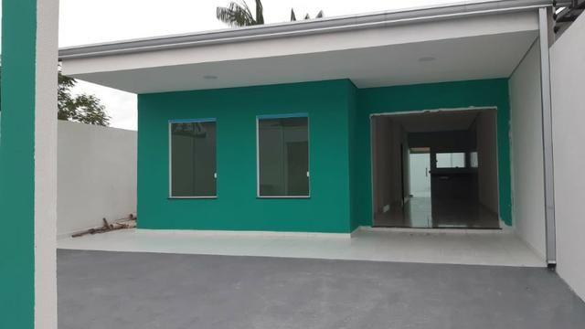 Ampla casa, fino acabamento, 3 quartos, 2 vagas, quintal. No PQ 10 a 1 min das Av Torres