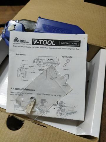 Aplicador V Tool Trava Anel - Pino Anel - Foto 4