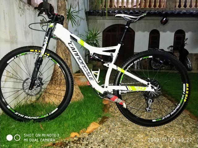 Bicicleta Cannondale Scapel aloy 5 - Foto 6
