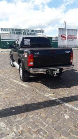 Hilux SRV 2011 4X4 Diesel AT - Foto 2