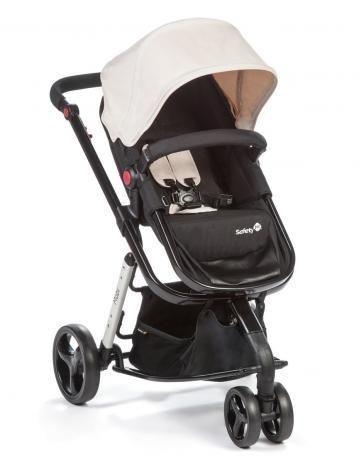 Vendo carrinho 3 em 1 para bebê + espelho para carro - Foto 5