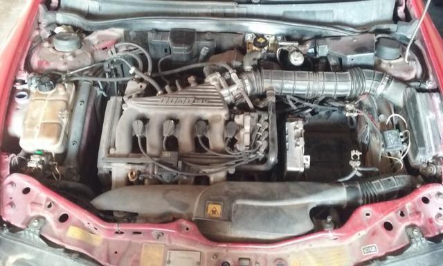 Sucata de Fiat Brava Elx 1.6 16v 1999/2000 para retirada de peças - Foto 6