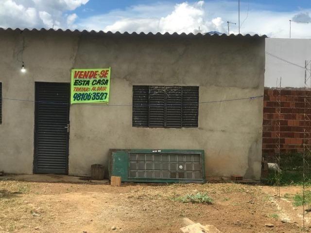 Vendo Casa/Terreno no Recanto das Emas