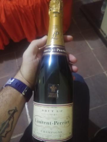 Laurent Perrier Brut L-P R$200.00