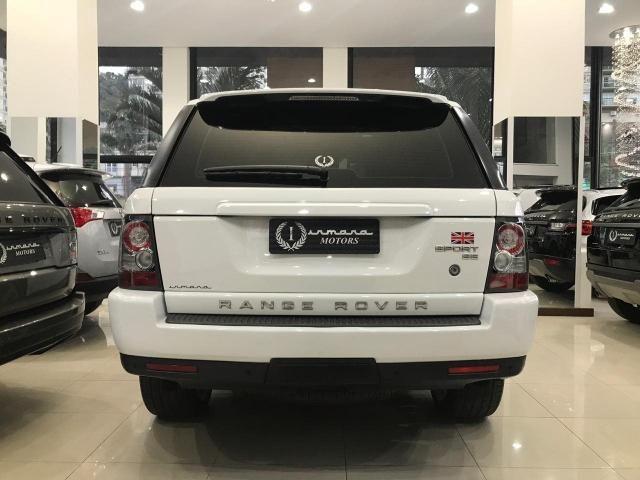 RANGE ROVER SPORT 2011/2011 3.0 SE 4X4 V6 24V BITURBO DIESEL 4P AUTOMÁTICO - Foto 6