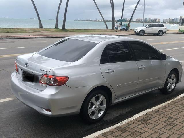 Toyota Corolla GLi 1.8 2012 (Aut) - Foto 10