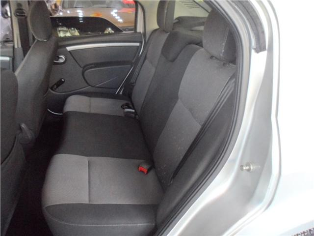 Renault Logan 1.6 expression 8v flex 4p manual - Foto 12