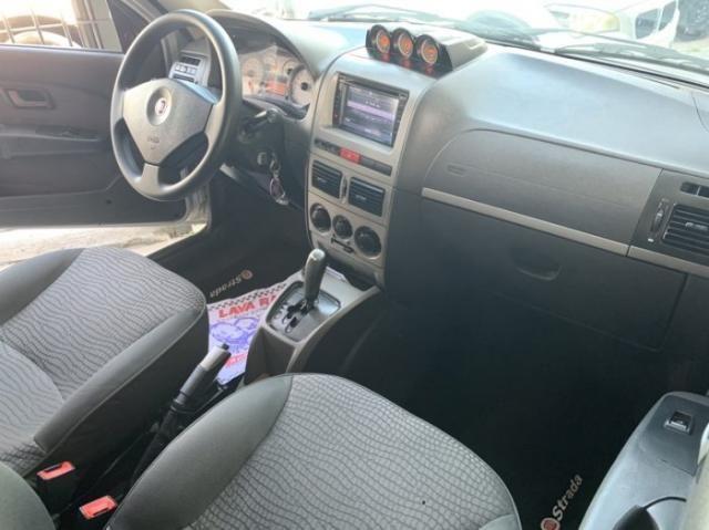 Fiat strada 2012 1.8 mpi adventure cd 16v flex 2p automÁtico - Foto 4