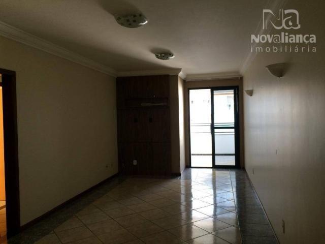Apartamento com 3 quartos para alugar, 120 m² por R$ 1.300/mês - Praia de Itaparica - Vila - Foto 9