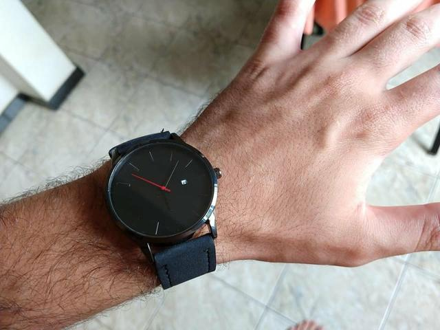 Relógio quartzo