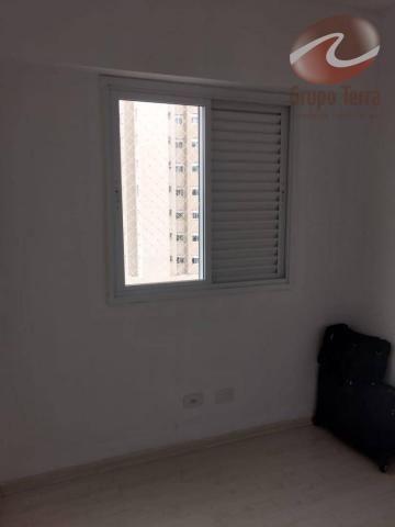 Apartamento com 3 dormitórios à venda, 77 m² por r$ 280.000 - jardim satélite - são josé d - Foto 8
