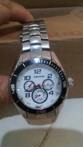 a29eb093a1a Vendo relógio triton original com pequeno defeito - Bijouterias ...