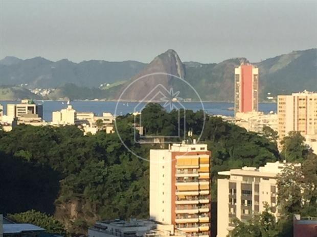Apartamento à venda com 2 dormitórios em Laranjeiras, Rio de janeiro cod:812206