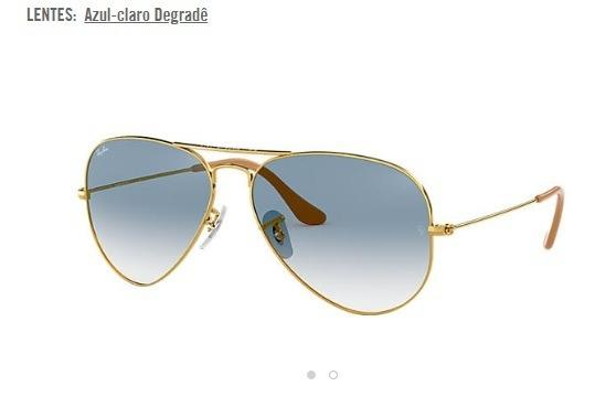7a03ffd74c448 Óculos de Sol RayBan Aviador Original - Bijouterias, relógios e ...