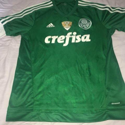 d2cb34d966 Camisa Palmeiras oficial - Roupas e calçados - Vila Constança