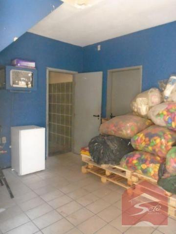 Prédio comercial 500m² a. const., 2 pisos, à venda, parquelândia - Foto 4