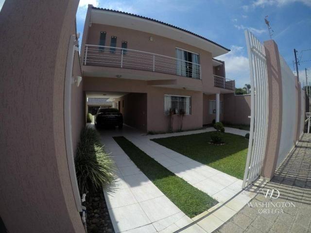 Sobrado com 3 dormitórios à venda, 688 m² por r$ 1.550.000 - águas belas - são josé dos pi - Foto 2