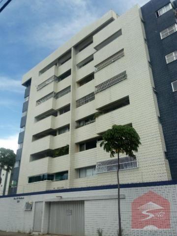 Apartamento com 4 dormitórios à venda, 121 m² por r$ 270.000 - benfic