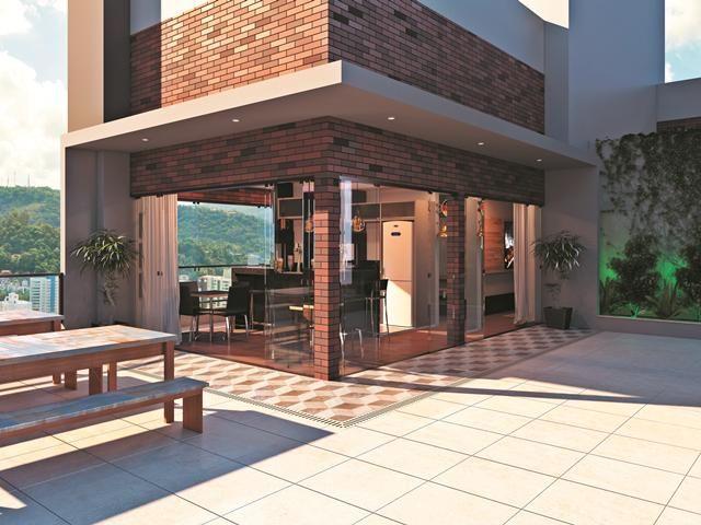 Apartamento à venda com 2 dormitórios em América, Joinville cod:8810 - Foto 3