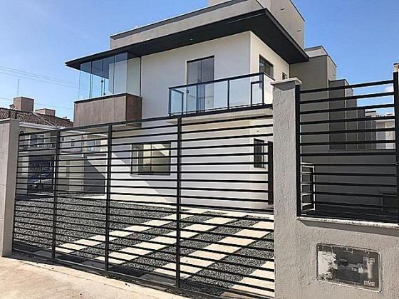 Casa à venda com 2 dormitórios em Jardim sofia, Joinville cod:10185