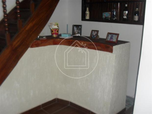 Casa à venda com 4 dormitórios em Riachuelo, Rio de janeiro cod:853389 - Foto 4