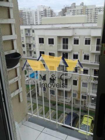 Apartamento à venda com 2 dormitórios em Irajá, Rio de janeiro cod:MCAP20254 - Foto 9