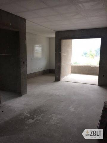 Apartamento com 3 dormitórios à venda, 91 m² por r$ 300.000 - sol - indaial/sc - Foto 6
