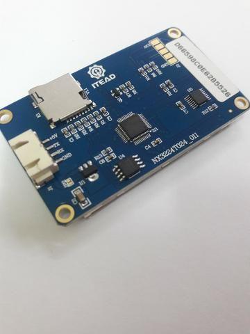 Tela Lcd Nextion 2 4 Tft Hmi 320x240 Touch Screen Arduino