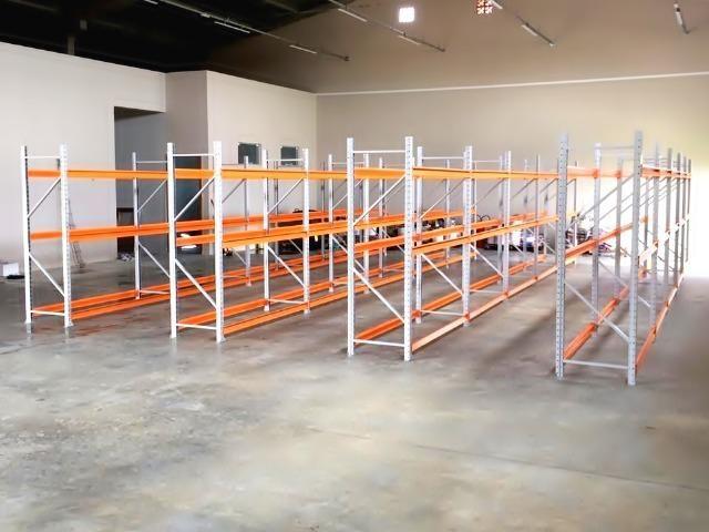 Estruturas para Armazenagem | Mini Porta Pallets - Foto 3