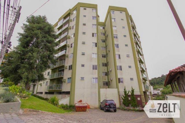 Apartamento residencial à venda, fortaleza, blumenau - ap0842. - Foto 20