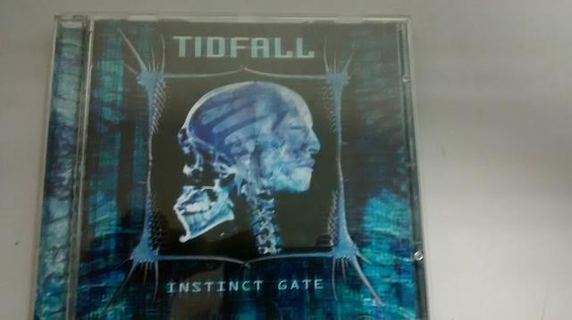 CD - Tidfall - Instinct Gate