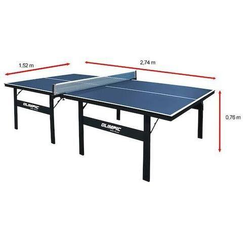 2eb403592 PROMOÇÃO Mesa de ping pong oficial nova - Móveis - Itacorubi ...