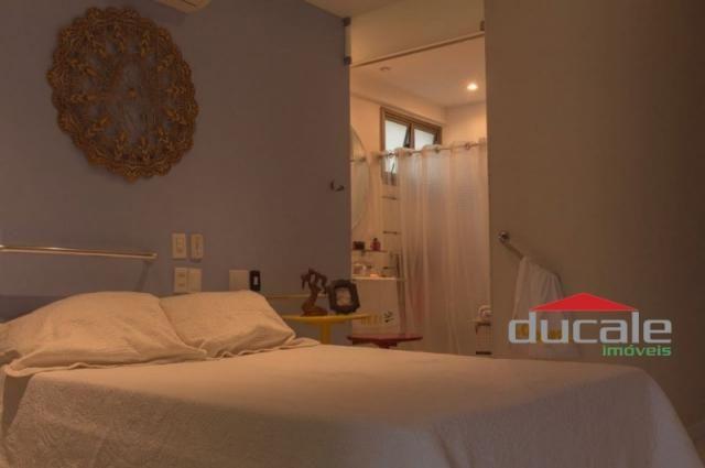 Cobertura Duplex 4 suites Praia do Canto, Vitória - Foto 8