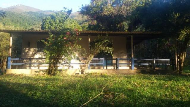 Sítio para venda em cachoeiras de macacu, faraó, 3 dormitórios, 1 banheiro, 10 vagas