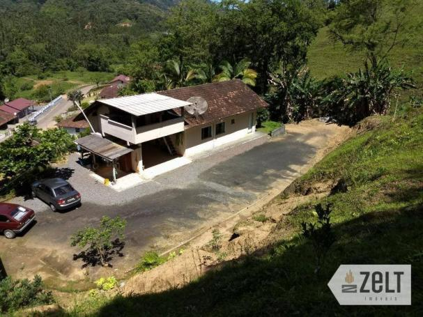 Selecione residencial à venda, rural, benedito novo. - Foto 4