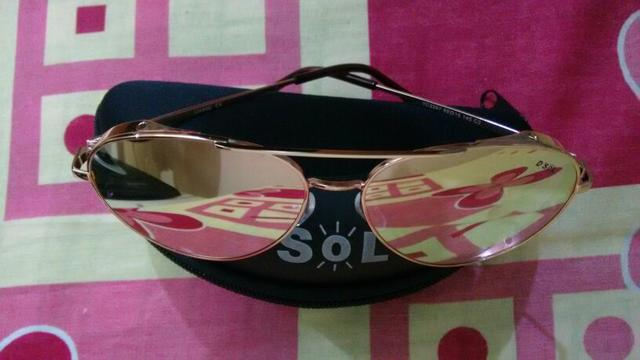 37f9296df Óculos de Sol Ray-ban novo espelhado - Bijouterias, relógios e ...